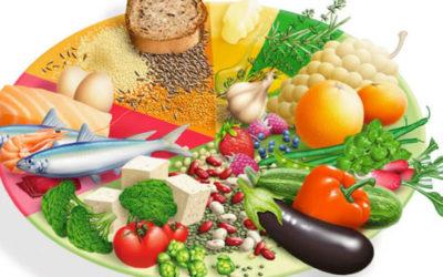 No olvides los nuevos hábitos nutricionales